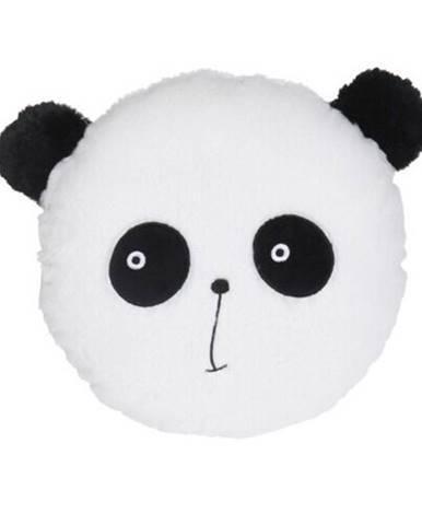 Chlpatý vankúšik Sweetie pr. 27 cm, panda