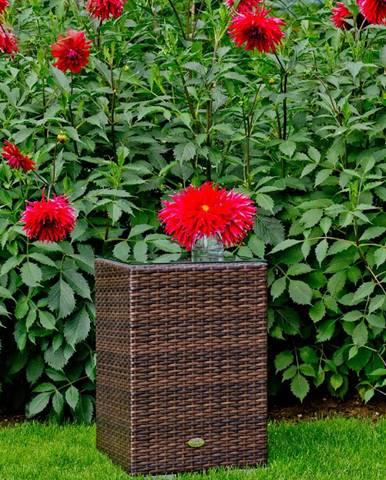 Bello G Záhradný ratanový stôl SM003