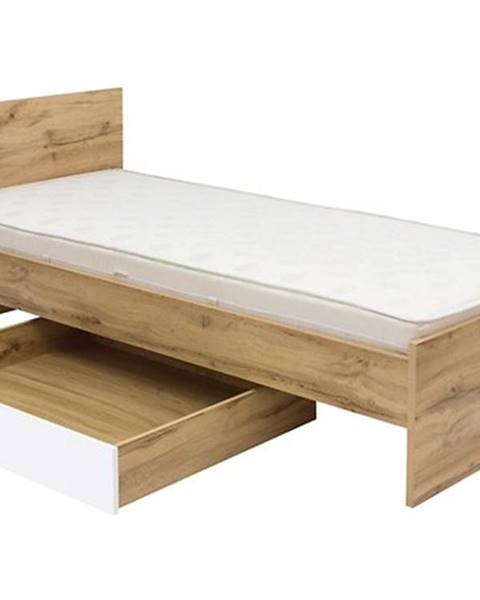 BRW BRW Úložný priestor pod posteľ