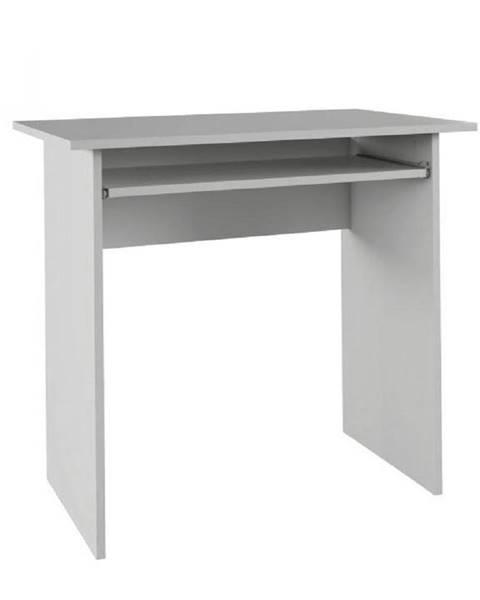 Kondela PC stôl biely VERNER NEW
