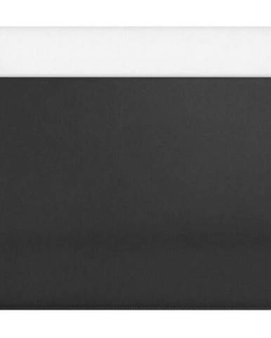 Ultratenké puzdro na MacBook 12 COTEetCI PU čierne MB1017-BK