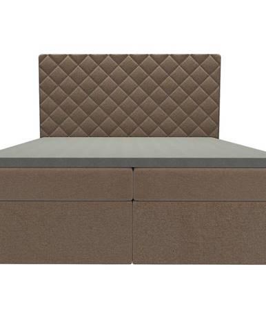 Posteľ Hera 160x200 Monolith 15 s vrchným matracom