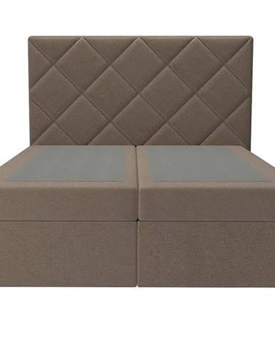 Posteľ Reja 160x200 Monolith 15 bez vrchného matracu