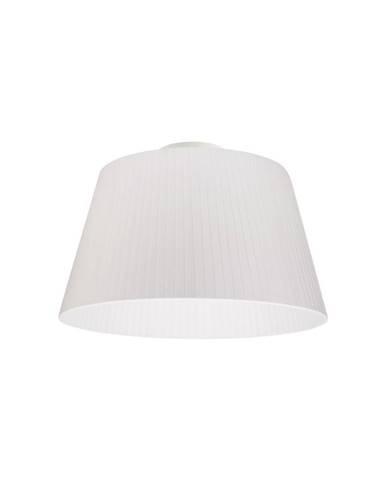 Biele stropné svietidlo Sotto Luce KAMI CP, Ø 36 cm