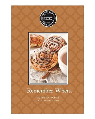 Vrecúško s vôňou zázvoru, orechov a škorice Bridgewater candle Company Remember When