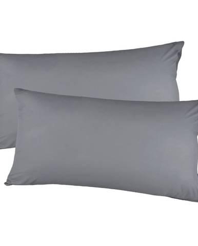 Sleepwise Soft Wonder-Edition, obliečky na vankúše, sada 2 kusov, 40 × 80 cm, mikrovlákno