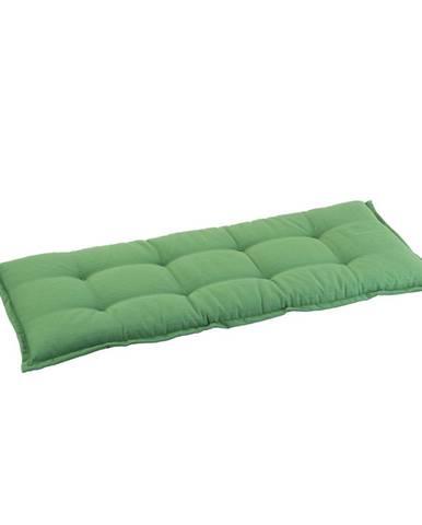 Blumfeldt Naxos, podložka na lavicu, čalúnená podložka, penová výplň, štruktúrovaný polyester, 110 × 7 × 49 cm