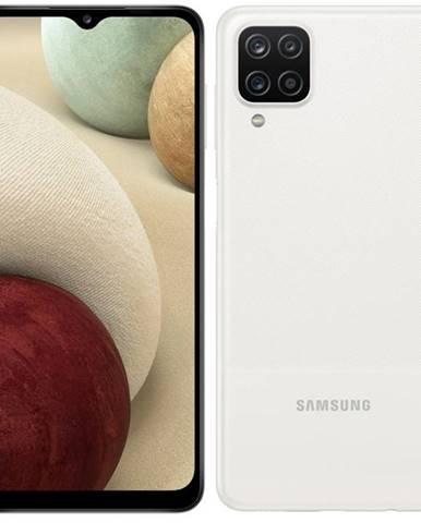 Mobilný telefón Samsung Galaxy A12 128 GB biely
