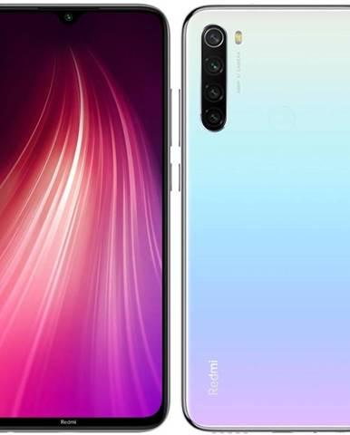 Mobilný telefón Xiaomi Redmi Note 8 64 GB biely
