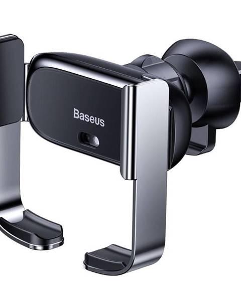 Baseus Držiak na mobil Baseus Mini Electric Phone holder čierny