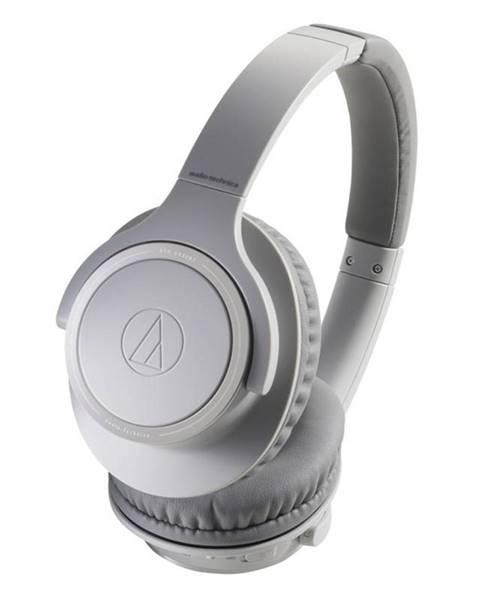 Audio-technica Slúchadlá Audio-technica ATH-Sr30btgy sivá