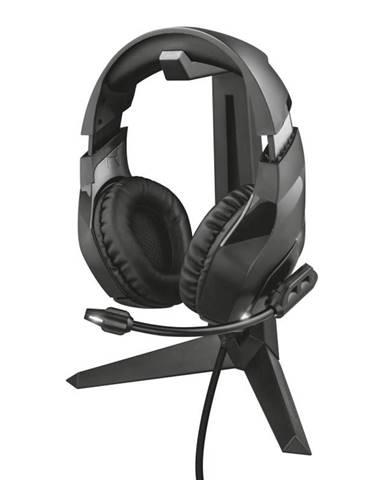 Stojanček Trust GXT 260 Cendor Headset Stand čierne