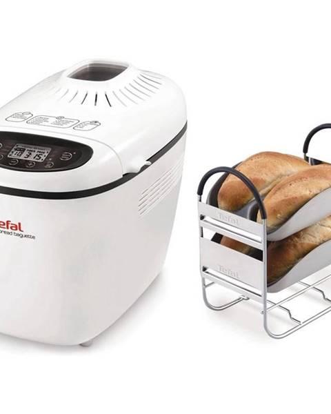 Tefal Domáca pekáreň Tefal NEW Baguette PF610138  biela