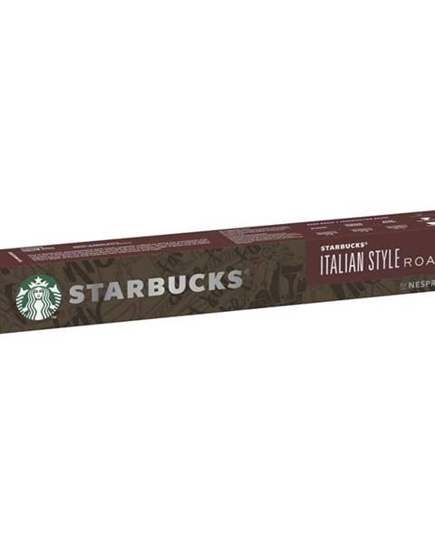 Starbucks Kapsule pre espressa Starbucks NC Italian Style Roast 10Caps