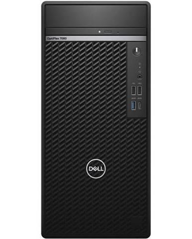 Stolný počítač Dell Optiplex 7080 MT čierny