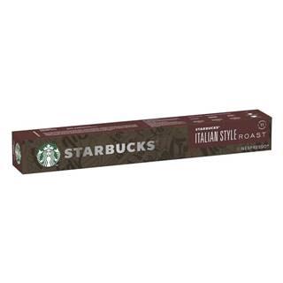 Kapsule pre espressa Starbucks NC Italian Style Roast 10Caps