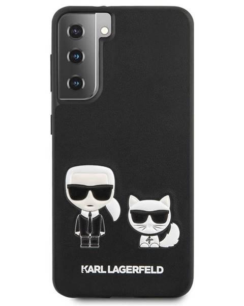 Karl Lagerfeld Kryt na mobil Karl Lagerfeld Karl &Choupette na Samsung Galaxy S21+
