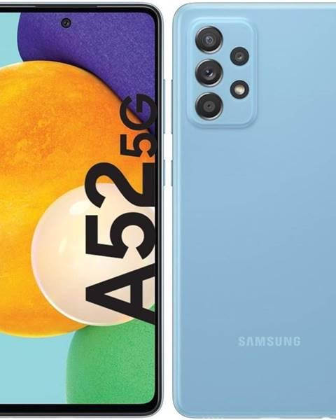 Samsung Mobilný telefón Samsung Galaxy A52 5G modrý