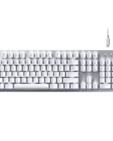 Klávesnica Razer Pro Type, US biela