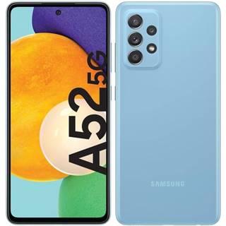 Mobilný telefón Samsung Galaxy A52 5G modrý