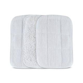 Príslušenstvo pre parné čističe Rovus Nano plus podložky biele