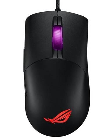 Myš  Asus ROG Keris čierna