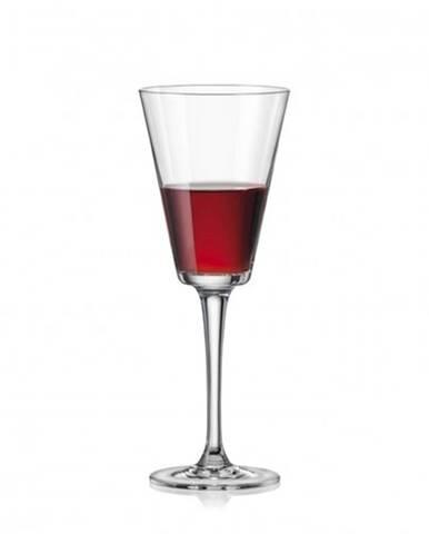 Crystalex 6-dielna sada pohárov na víno JIVE, 170 ml