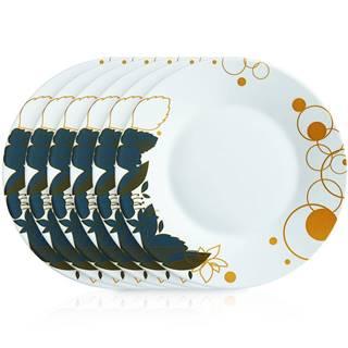 Luminarc Sada hlbokých tanierov ORME 23 cm, 6 ks