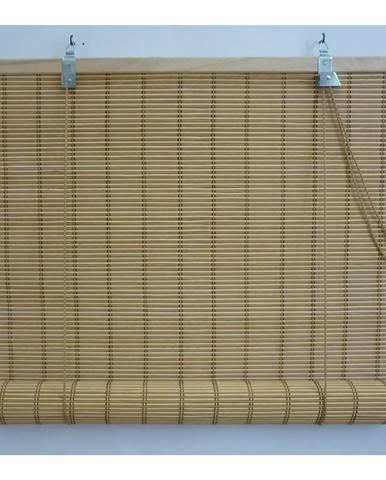 Gardinia Roleta bambusová Brutus prírodná, 120 x 160 cm