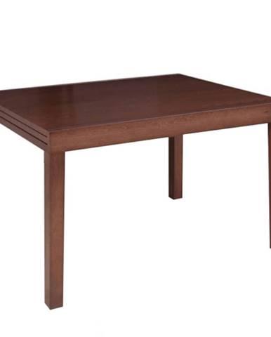 Jedálenský stôl rozkladací orech FARO