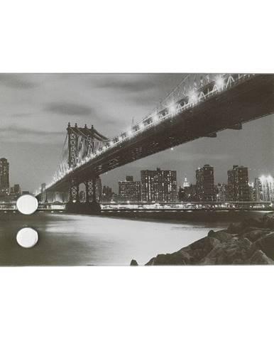 Magnetická skrinka na kľúče Wenko Manhattan Bridge
