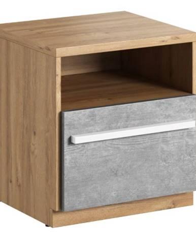 Dig-net nábytok Nočný stolík PLANO PN-09