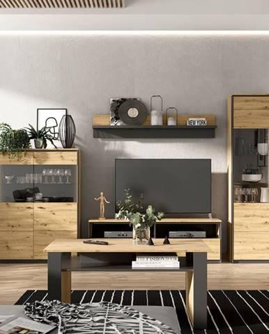 Dig-net nábytok TV stolík RIALTO RI-03