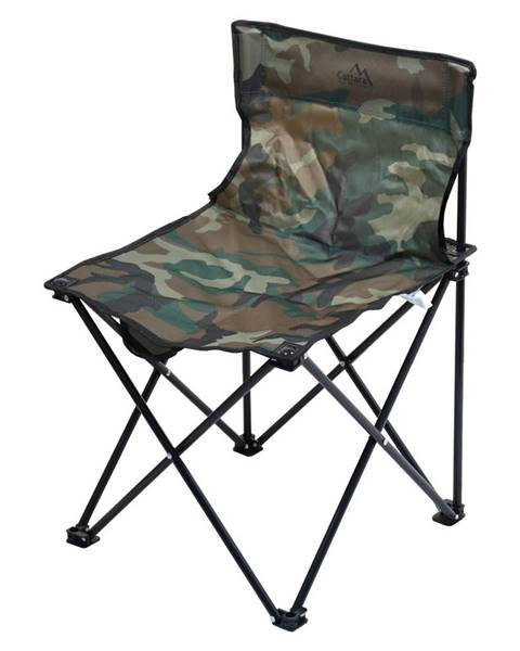 Cattara Cattara Kempingová skladacia stolička Lipari army, 45 x 45 x 70 cm