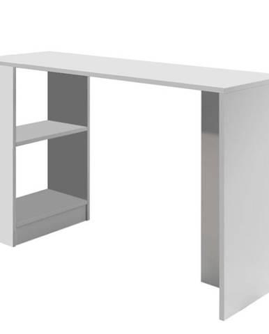 Písací stôl B-2 mini biely