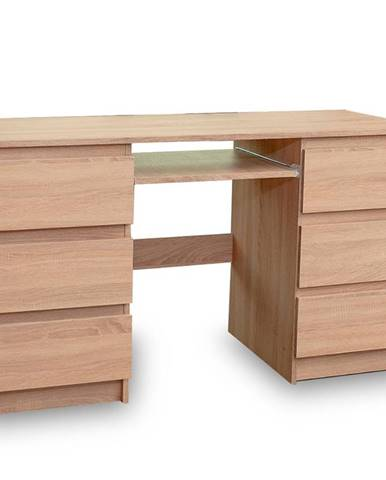 Písací stôl Leo III Sonoma