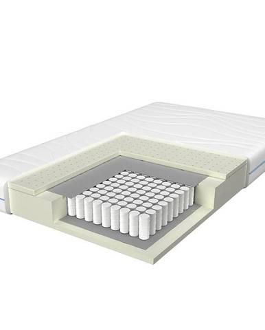 Rolovaný matrac v karabici Premium LX AA H2 160x200