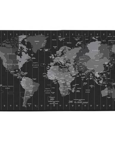 Podložka pod myš Natec Time Zone Map