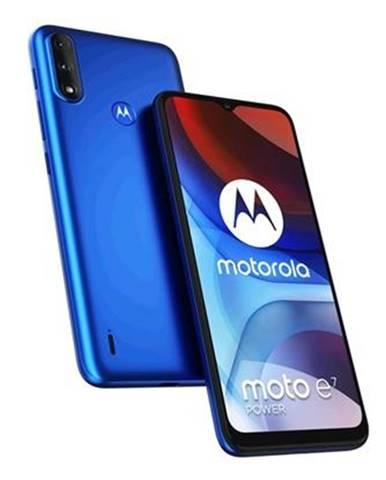 Mobilný telefón Motorola Moto E7i Power 2 GB/32 GB, modrý