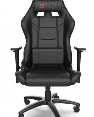 Herná stolička SPC Gear SR300F V2 čierna