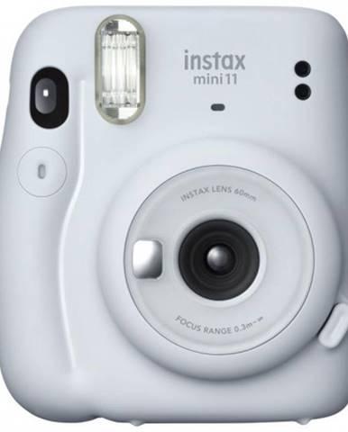 Fotoaparát Fujifilm Instax Mini 11, biela + Big bundle