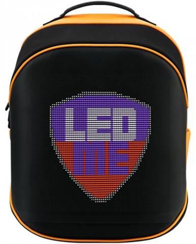 Batoh Prestigio LEDme 25 l, s LED panelom, oranžový