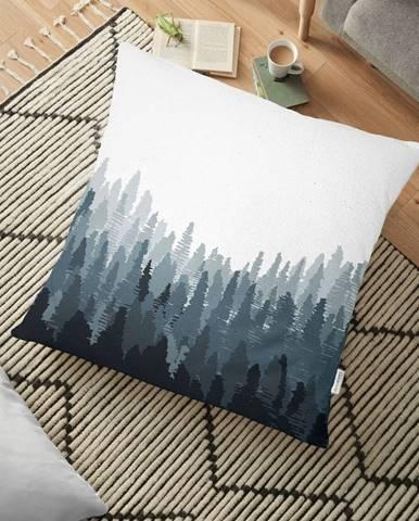 Obliečka na vankúš s prímesou bavlny Minimalist Cushion Covers Panorama, 70 x 70 cm