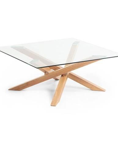 Konferenčný stolík La Forma Mikado, 90 x 90 cm