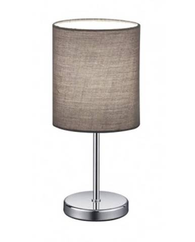 Stolná lampa Jerry R5049011, šedá%