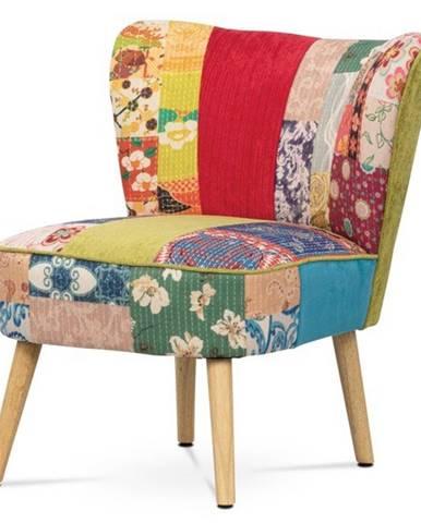 Kreslo TANJA patchwork