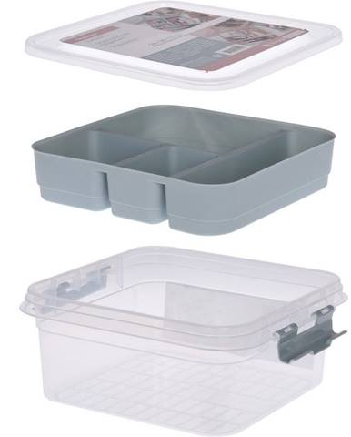 Storage Solutions Plastový organizér, 26 x 24 x 11 cm