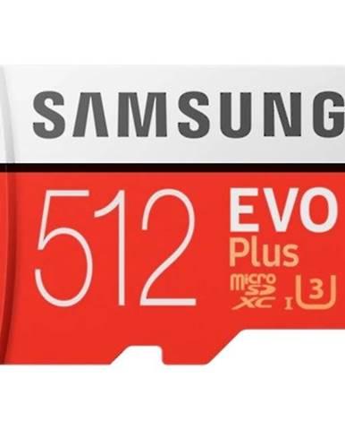 Micro SDXC karta Samsung EVO Plus 512GB