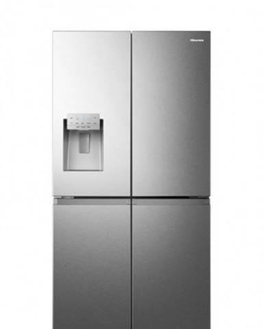 Americká chladnička Hisense RQ760N4AIF, 585l