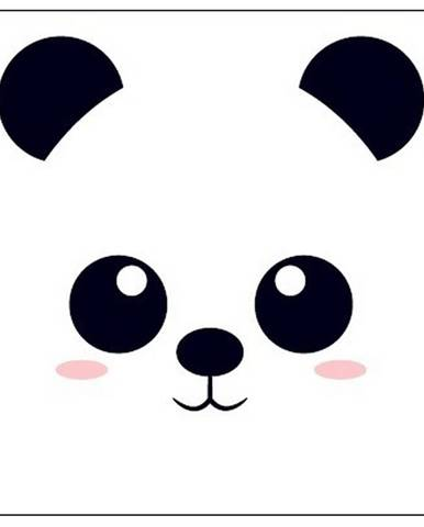 Dekoračný Vankúš Panda, 40/40cm